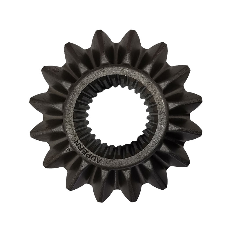 Iron Half Axle Gear for Automobiles